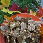 HIGHLY ADDICTIVE PUMPKIN SEED BRITTLE!